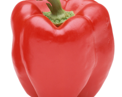 RED BELL PEPPER PER PIECE IRANI