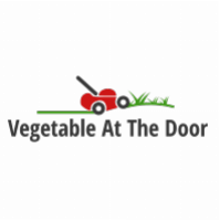 vegetable at the door